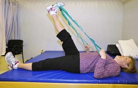 How to exercise for your bones - Edmonton Journal | women's fitness | Scoop.it