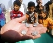 Descubiertas mas de mil monedas plata año 300 a.C. en Gaza   Del Trueque a la Moneda   Scoop.it
