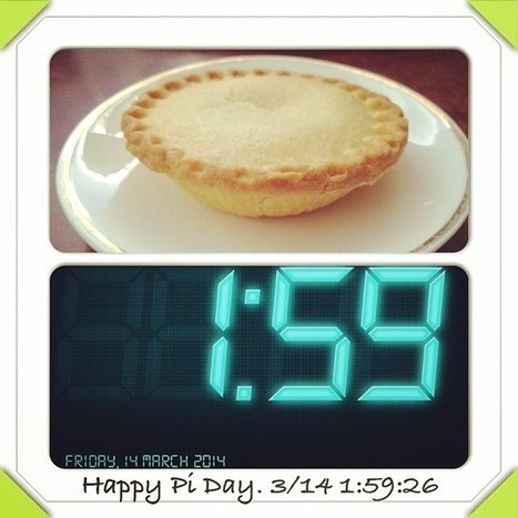 Mike Haydon's Blog - Happy Pi Day from SEO Perth! 3/141:59:26 | General Geekiness | Scoop.it