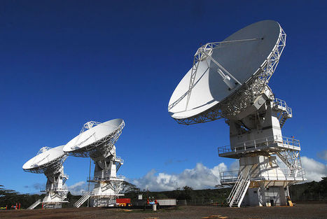 MUOS Ground Station in Sicily Raises Protests and Concerns - Space safety Magazine | Radiation Meter | Scoop.it