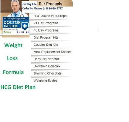 Shedding Weight Effortlessly with HCG Diet Plan | How much do you Want to Weightloss? | Scoop.it