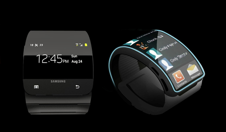 Samsung Confirms Galaxy Gear Smart Watch For September 4! | Future Trends and Advances In Education and Technology | Scoop.it