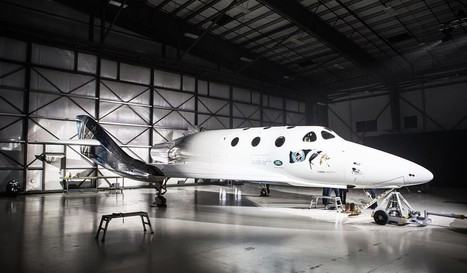 Virgin Galactic's New Spaceship Puts It Back in the Space Race | Business Authors | Scoop.it
