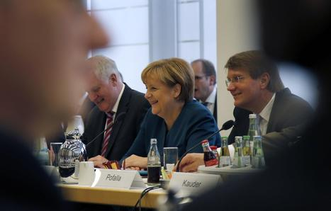 Merkel calls Obama to complain about surveillance | Germany and Russia- Patrick Mellon | Scoop.it