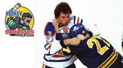 Badass Of The Week: Dave Semenko - Hockey Badasses | Cook just right | Scoop.it