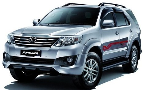 Giá xe Toyota fortuner 2015 giá rẻ | deptrai | Scoop.it