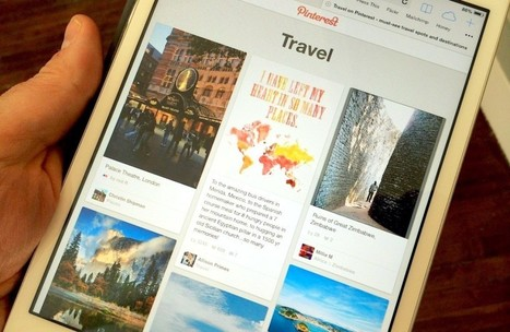 Pinterest Will Launch a Travel Channel to Push Users from Inspiration to Booking | Everything Pinterest | Scoop.it