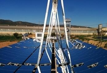 Panorama - España será 100% renovable con 8 gigas más de termosolar y 9 de bombeos - Energías Renovables | El OCE en los medios | Scoop.it