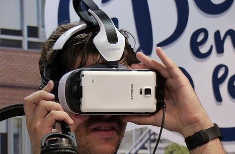 Samsung travaille sur un nouveau casque de réalité virtuelle | Presse-Citron | Digital News in France | Scoop.it