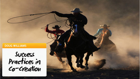 Success Practices in Co-Creation (enter the wild west!) | Social network in corporate learning | Scoop.it