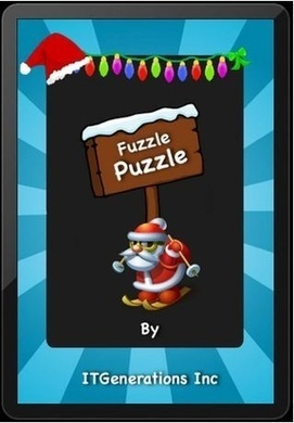 Puzzle Game-Fuzzle Puzzle for iPhone, iPad and iPod Touch | Mobile Media City | Alaram Clock | Scoop.it