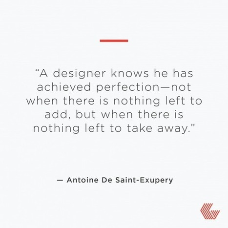 Inspiration | 5 Design Quotes that Inspire Creativity | Designer's Resources | Scoop.it