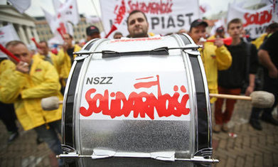 Poland must rediscover the true meaning of solidarity - The Guardian | poland | Scoop.it