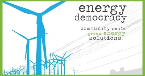 Renewables Not Enough: World Needs Democratic, Decentralized Energy, says Report   sustainability and resilience   Scoop.it