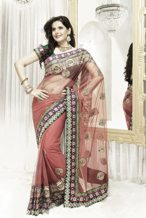 Designer Sarees Add Glamour to Women's Look | Party Wear Sarees | Scoop.it