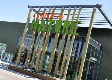 Cœur de Nature, le magasin d' Auchan où le bio est roi. | Actualité de l'Industrie Agroalimentaire | agro-media.fr | Scoop.it