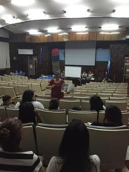 School Librarian in Action: Teacher Storyteller: Michelle Agas | School Librarian In Action @ Scoop It! | Scoop.it