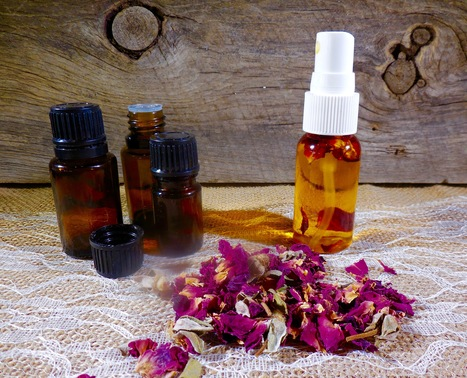 Homemade Hydrating & Anti-Aging Rosehip Oil Face Serum | Raw Edible Organic Skin Care | Scoop.it