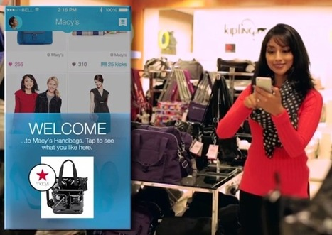 iBeacon goes mainstream with Macy's roll-out, likely before it hits Apple Stores | User Experience | Scoop.it
