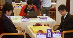 Commentary: Yamashita Keigo vs Chen Shiyuan | RANKA online | Go Board Game | Scoop.it