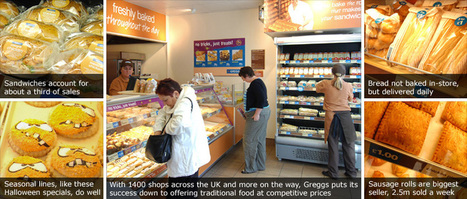 BBC NEWS | UK | Magazine | How did Greggs conquer the High Street? | BakeryIndustry | Scoop.it