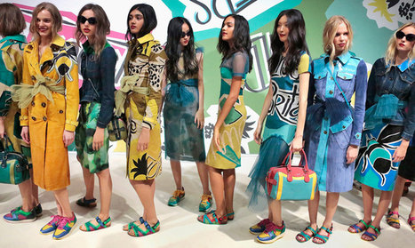 Social commerce proves key digital trend for S/S 15 fashion weeks | Digital & Social Media Case | Scoop.it