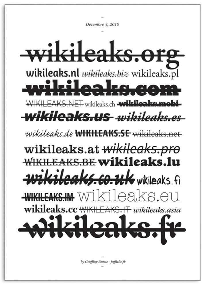 Les pays, dont la France, partent à la chasse au Wikileaks ! | Baie d'humour | Scoop.it