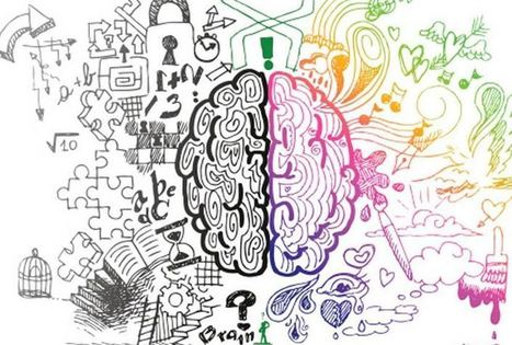 Cerveau connecté et créativité - UP Magazine | Haut Potentiel Intellectuel (HPI, EIP, surdoués, adultes à haut potentiel ..) | Scoop.it