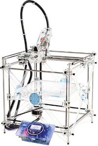 RapMan 3.2 3D Printer | Big and Open Data, FabLab, Internet of things | Scoop.it