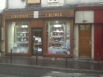La librairie l'Alinéa menacée de fermeture -France 3 Régions   BiblioLivre   Scoop.it