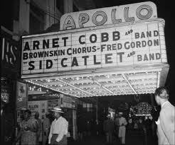#1 Primary Document: Apollo Theatre | The Harlem Renaissance | Scoop.it