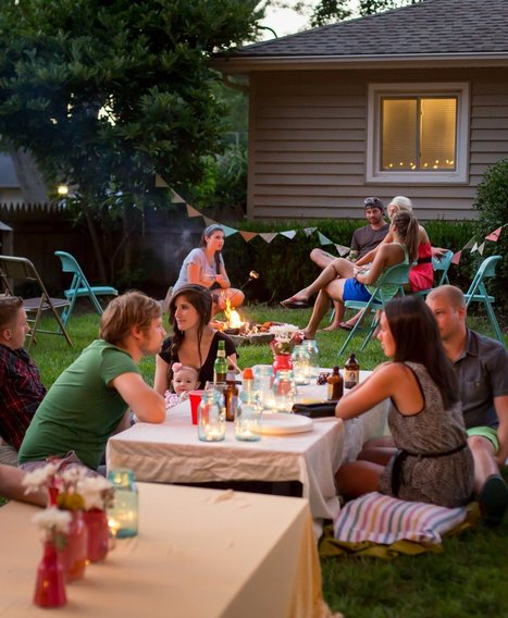 Best Advice for Planning a Big Graduation Party on a Budget? Good ... | Party Ideas | Scoop.it