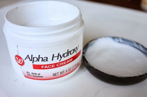 What impacts are led by Alpha- hydroxy acid? | Health | Scoop.it