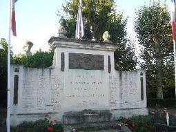 Monuments aux morts de la Grande Guerre : Collège Théodore DESPEYROU - Beaumont-de-Lomagne | Nos Racines | Scoop.it