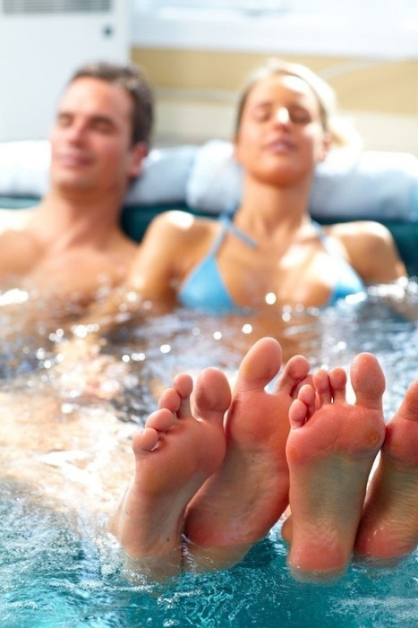 Be Happy and Healthy with a Quality Hot Tub in Your Vancouver Home | H2OSpas | Scoop.it