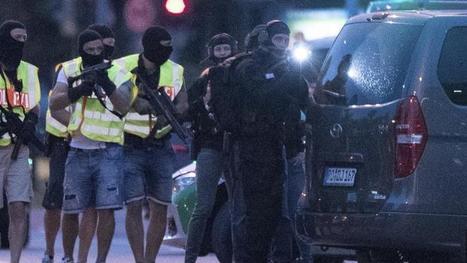 EN DIRECT - Munich : un Germano-Iranien de 18 ans tue neuf personnes et se suicide | München | Scoop.it