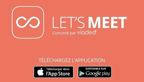 [Viadeo] Fermeture de l'application Let's Meet le 06 avril   Social Media Curation par Mon Habitat Web   Scoop.it