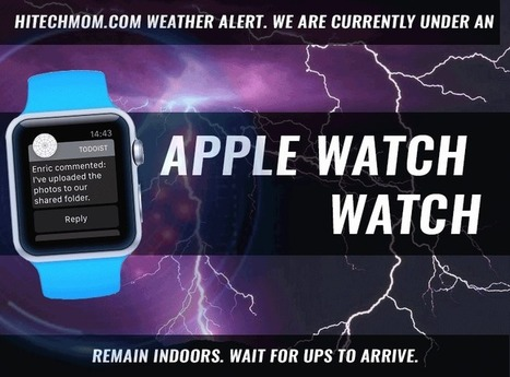 Apple Watch is coming! 10 Steps to Get Ready for Yours   iPhone, iPad, & Mac stuff   Scoop.it
