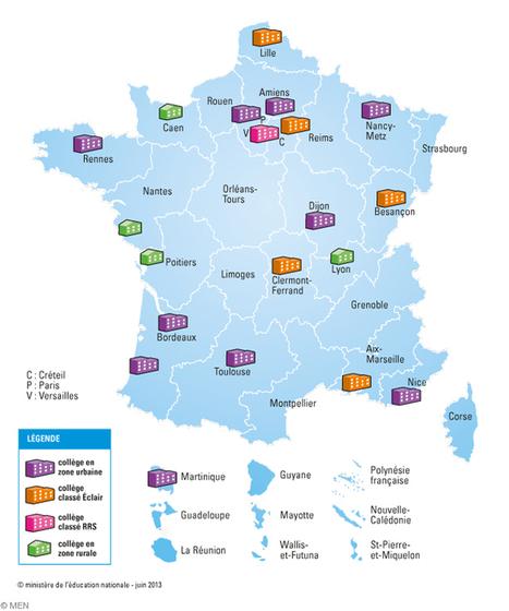 Faire entrer l'École dans l'ère du numérique - 10/06/2013 - éducation.gouv.fr (Communiqué de presse) | L'Ecole du Futur, Aujourd'hui | Scoop.it
