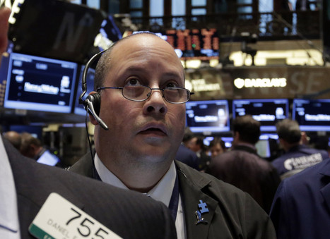 Stocks edge higher ahead of latest jobs survey | Small Business Websites | Scoop.it
