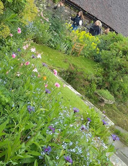 Great Dixter ... un jardin à l'anglaise ! | Actualité lycéenne  Lycée Mariette | Scoop.it