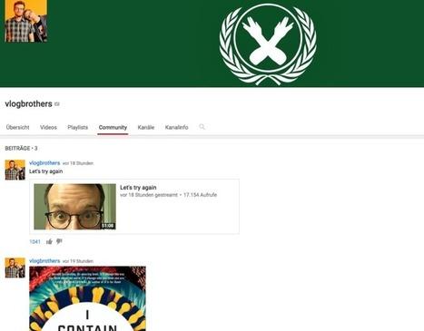 YouTube Community Tab - YouTube wird endgültig zu einem sozialen Netzwerk. | eTourism Trends and News | Scoop.it