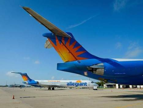 NEW: Allegiant adding flight to Punta Gorda - Sarasota Herald-Tribune | Aviation | Scoop.it