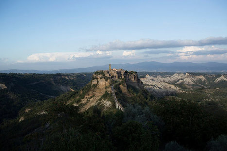 Tourists Revive Italian Hilltop Village, that slowly is going to collapse | Italia Mia | Scoop.it