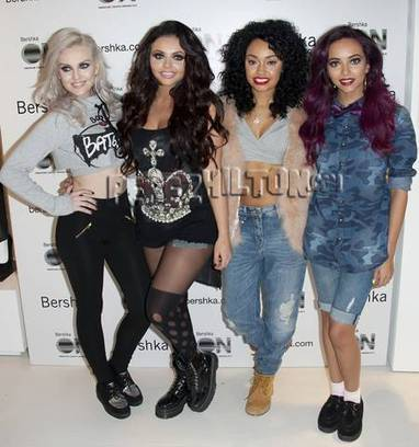 Little Mix Destined For One Direction Fame? British X Factor Girl ... | The UK | Scoop.it