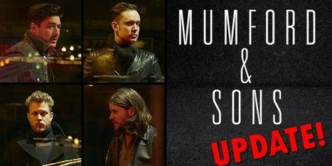Mumford and Sons Headlining at Reading & Leeds plus new updates! - MumsonFans.com | Mumford and Sons | Scoop.it