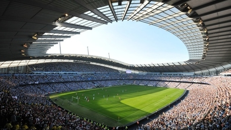 Manchester City: Wifi to be installed at Etihad Stadium | sport management | Scoop.it