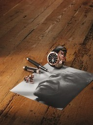 Montegrappa honors Nelson Mandela with Limited Edition Collections | Writing instruments | Scoop.it