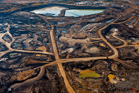 The Canadian oil sands, also known as the tar sands, is the largest industrial project on earth, yet few Canadians are aware of the rapid pace of growth and its impacts on...   Lauri's Environment Scope   Scoop.it