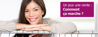 Unjourunevente.com, le site de vente à domicile 2.0 | Web Marketing Magazine | Scoop.it